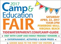 Camp Fair Logo