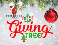 Oh Giving Tree Logo