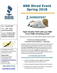 BBB ShredFest Flyer 2018