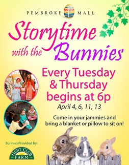 Storytime With The Bunnies Social