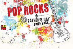 Pop Rocks Fathers Day
