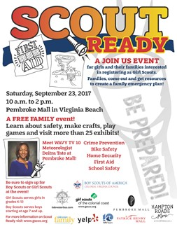 Scoutready Eventflier Pembrokemall