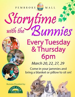 Storytime With The Bunnies