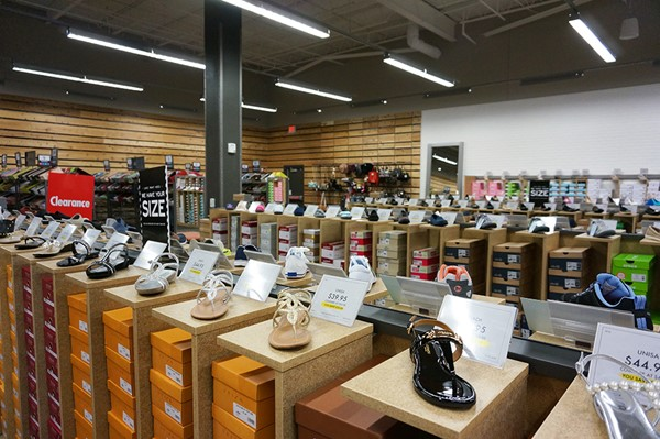 DSW Shoe Store in Miami, FL at Kendall Gate